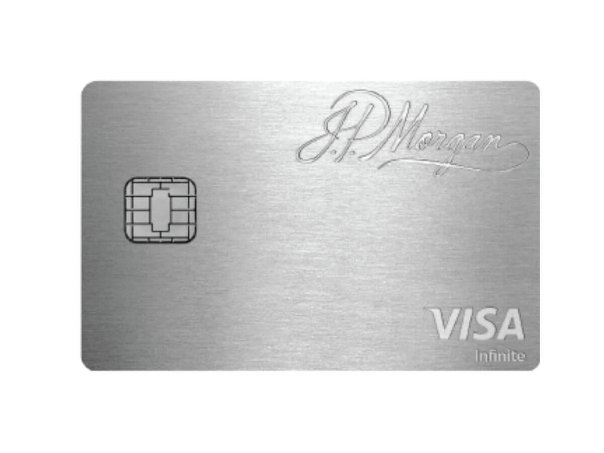 J.P. Morgan Reserve card.
