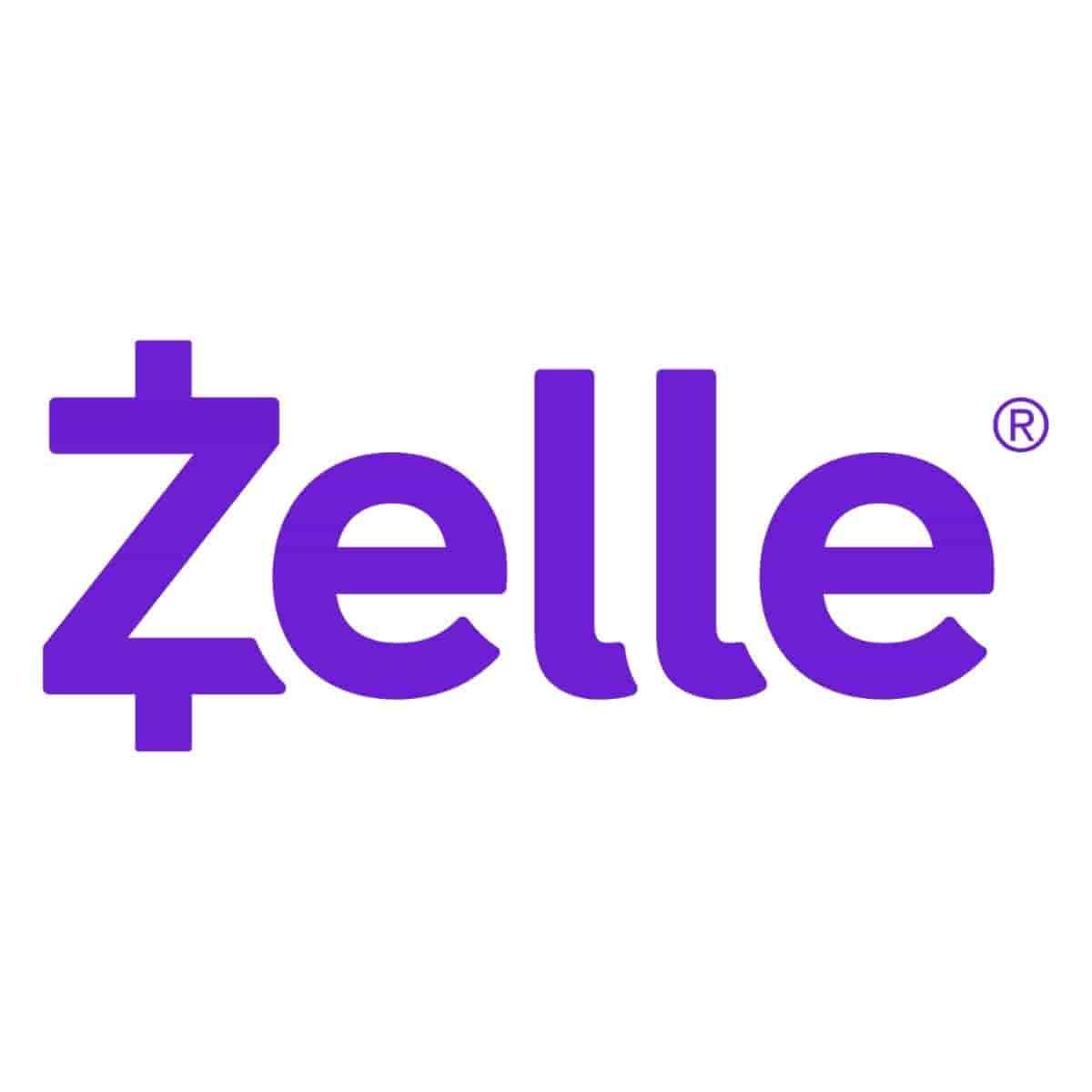 Zelle logo.
