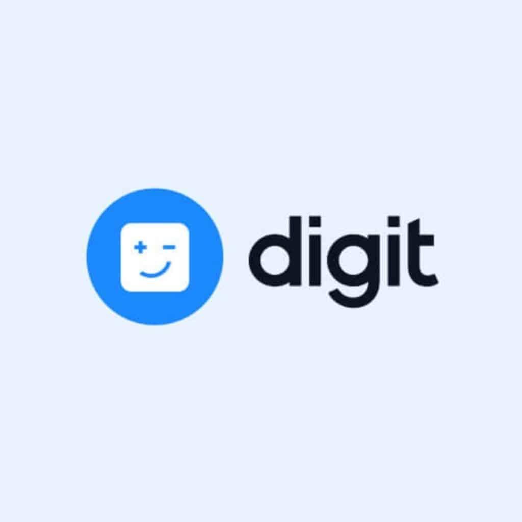 Hello Digit logo.
