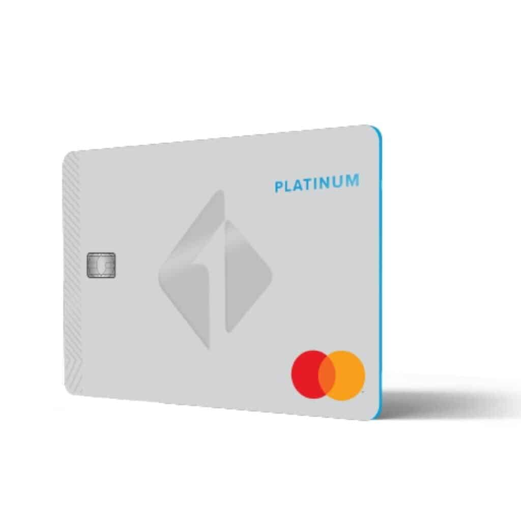First Tech Credit Union secured credit card.